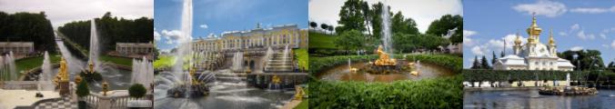 Excursion to Peterhof